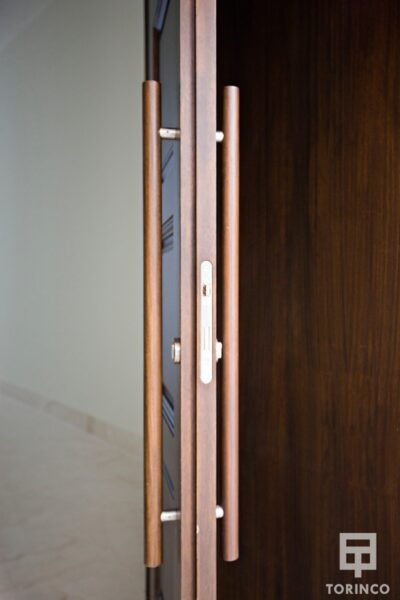 Puerta-2 resistentes al fuego, con puertas de altas presiones, alta durabilidad y elementos adicionales
